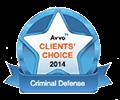 AVVO Client's choice 2014