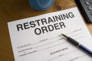 Morris County NJ Temporary Restraining Order Lawyer