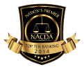 National Academy of Criminal Defense Attorneys - Top 10 - 2014