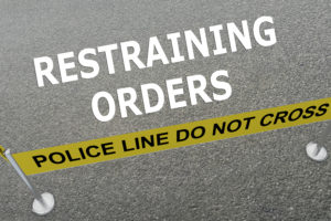 Fight a Restraining Order Morristown NJ best defense lawyers