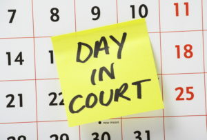 First appearance in Morristown Court NJ defense help