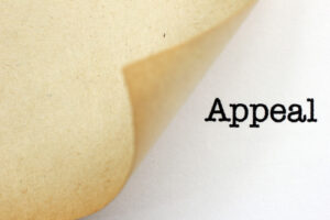 Need a Lawyer for Appeal Morristown NJ